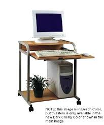Narrow Computer Desk With Hutch Wondrous Small Computer Desk Images Wood With Hutch In Oak Corner