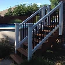 best 25 stair railing kits ideas on pinterest stair banister