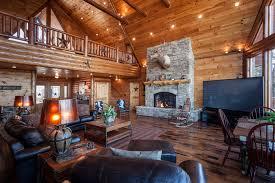 Small Log Cabin Interiors 50 Log Cabin Interior Design Ideas Cabin Pinterest Rustic Cabin