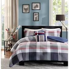 Plaid Bed Sets Plaid Comforter Sets For Less Overstock