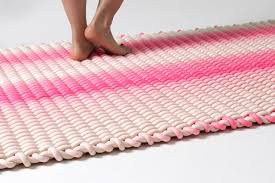 Out Door Rugs Indoor Outdoor Rugs Made Of Silicone Cord Design Milk