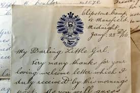 world war one soldier u0027s love letters home to huddersfield