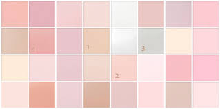 shades of light pink soft shades by opi one stylish bride ultimate wedding ideas