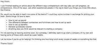 tutorial questions on entrepreneurship how working a day job can make you better entreprenuer chet kittleson