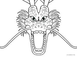dragon coloring pages info dragon ball z coloring sheet ing ing dragon ball z kai printable