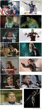 Avengers Memes - 25 best avengers memes weknowmemes