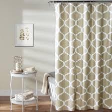 geo shower curtain lush décor www lushdecor com