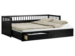 queen size daybed with storage home design ideas