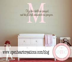 Scripture Wall Decals For Nursery Scripture Wall Decals For Nursery Vinyl Wall Decals Scripture Baby