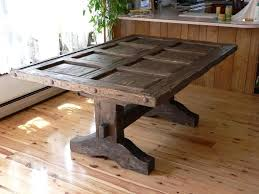 rustic metal and wood dining table rustic wood dining table set lesdonheures com