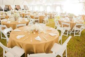 Wedding Reception Decor & Rentals