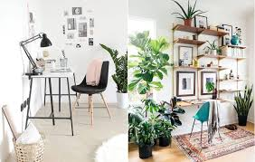 Creative Home Office Design Ideas  Styling Your Home Work - Creative home interior design ideas