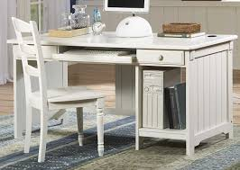 White Desk With Hutch by Small White Writing Desk With File Storage And Chair Decofurnish