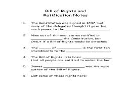 bill of rights lesson united states plans 15091 elipalteco