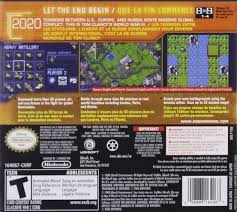 World In Conflict Custom Maps by Amazon Com Tom Clancy U0027s Endwar Nintendo Ds Artist Not Provided
