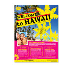 Hawaii travel bloggers images Hawaii travel agency flyer template dlayouts graphic design blog jpg
