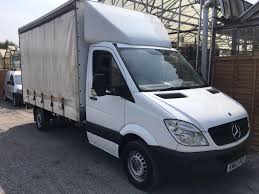 used 2013 mercedes benz sprinter 313 cdi lwb curtain sided for