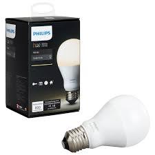 Phillips Go Light Philips Hue A19 Smart Led Light Bulb White Smart Lights Best