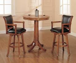 Large Bistro Table And Chairs Table Design Pub Table Sets With Leaf Pub Table Leather Chairs