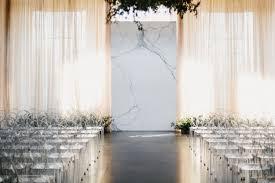 Wedding Backdrop Pictures Sleek Marble Ceremony Backdrop Wedding Backdrops Backdrops