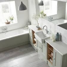 fitted bathroom furniture ideas burford pebble grey fitted bathroom furniture roper