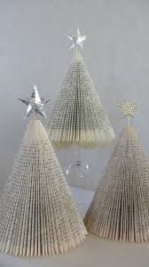 Christmas Tree Books by How To Make Trees Or Christmas Trees Out Of Paperback Books