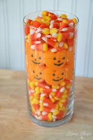 Centerpieces Ideas Halloween Candy Centerpiece Ideas Candy Corn And Peeps Mama Cheaps