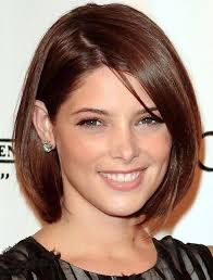 photo womens chin length layered haircuts chin length hairstyles