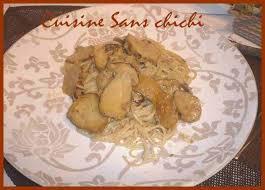 cuisiner des cepes frais linguine aux cèpes frais