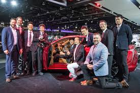 eyeson design awards at the north american international auto show