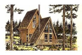 building an a frame cabin eplans a frame house plan one bedroom a frame 535 square