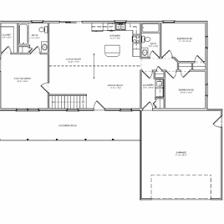 beautiful split bedroom floor plans for hall kitchen bedroom split