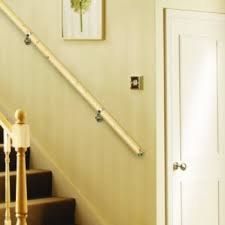 Fusion Banister Wall Mounted Handrail Kits From Richard Burbidge