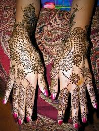 wedding traditional henna tattoo design flowers stars foot legs