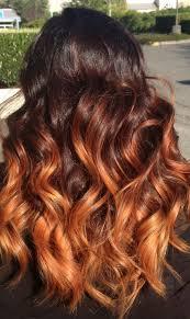 the 25 best orange highlights ideas on pinterest ginger hair