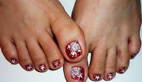 lace toe nail art nail art gallery