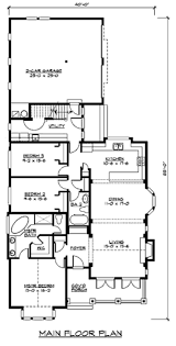 Narrow Lot House Plans Craftsman 62 Best Tiny House Floor Plan Images On Pinterest House Floor