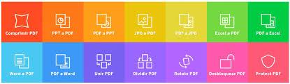 varias imagenes a pdf online smallpdf com suite de herramientas online para trabajar con