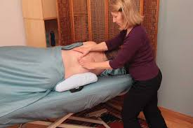 Massage Without Draping The Benefits Of Using Side Lying Positioning Massage Therapy