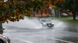 heavy rains bring flooding to parts of cape cod