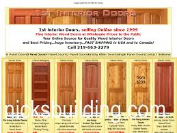 Six Panel Oak Interior Doors Interior Two Panel Mahogany Doors For Sale In Pennsylvania