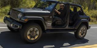 diesel jeep wrangler jeep wrangler an icon gets fresh new look big changes cetusnews