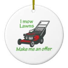 lawn care ornaments keepsake ornaments zazzle