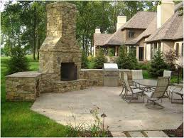 outdoor stone fireplace outdoor wood burning fireplace kits plans gas diy stone pictures