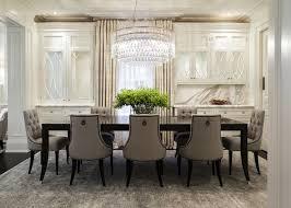Excellent Plain Tufted Dining Room Sets Black Lacquered Dining - Black lacquer dining room set