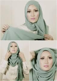 tutorial hijab pashmina tanpa dalaman ninja tutorial kerudung cantik