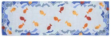 Fish Runner Rug Fish Rug Runner
