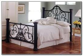 Black Wrought Iron Bed Frame Wrought Iron Bed Frame Bed Frame Katalog A3315e951cfc