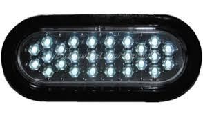 led lights for trucks and trailers octane lighting 1 6 work truck box trailer rv back up reverse fog