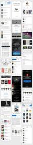 ios design kit u2013 library of ios app templates and ui elements